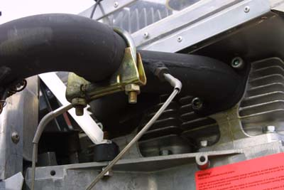 Ducati Exhaust Gas Temperature