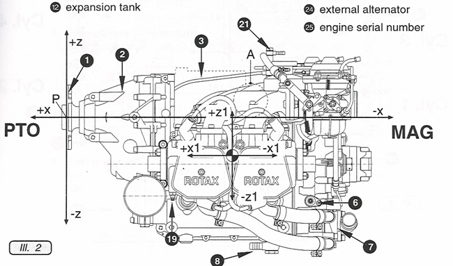 rotax 582 wiring diagram rotax 377 wiring diagram wiring